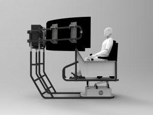 ARCH UAM Simulator concept